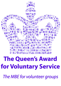 Queen's award for voluntary service_MBE